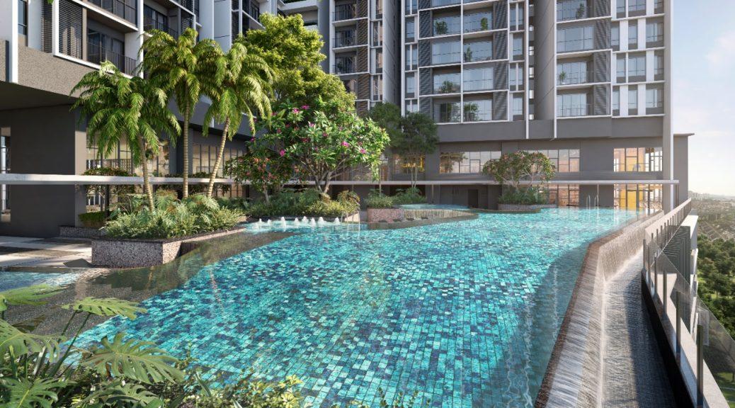 Leisure Pool @ 9th Floor(1)